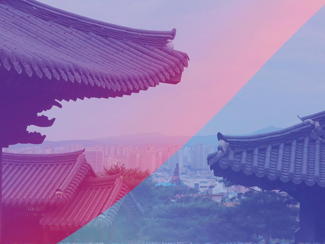 Expertos en Corea